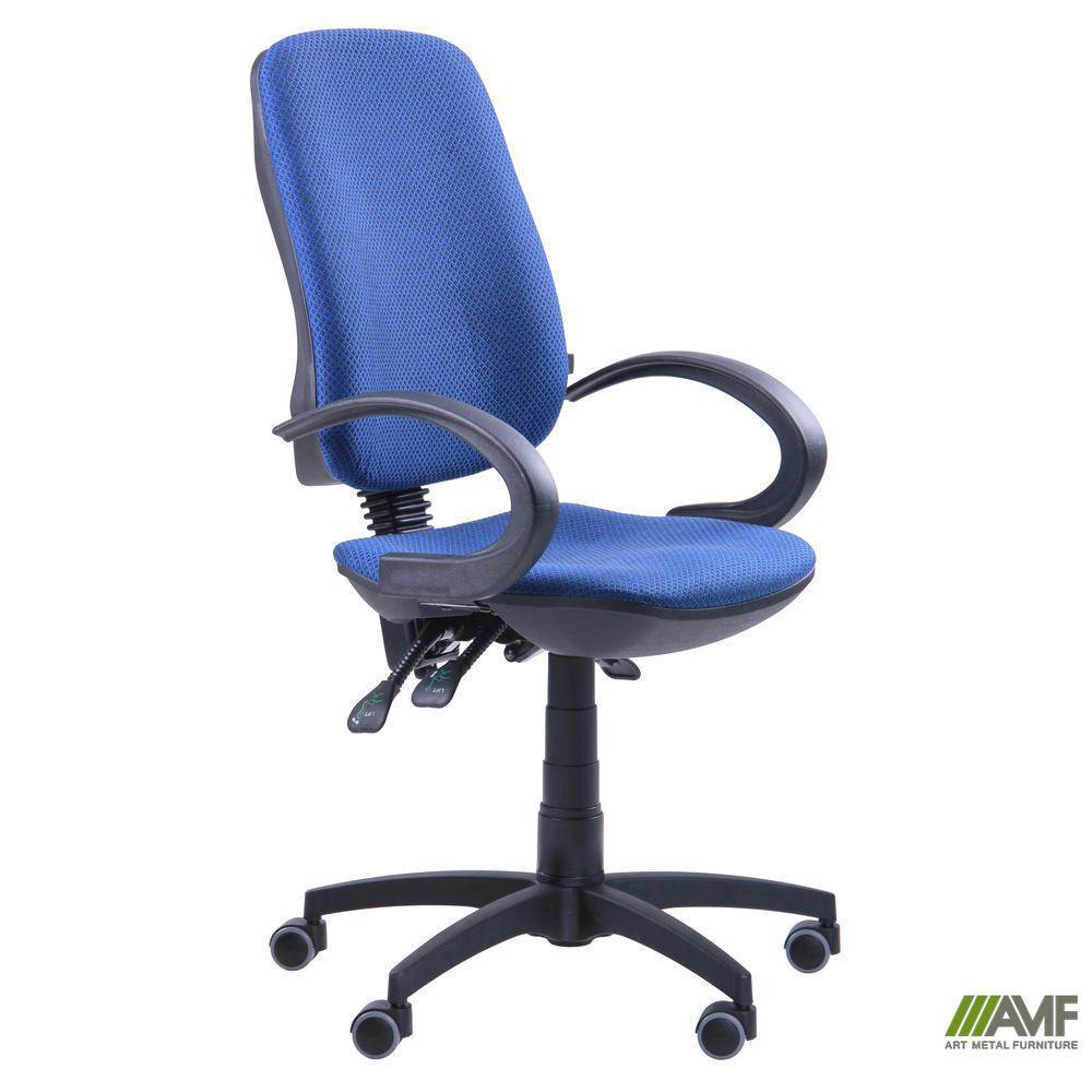 Кресло для персонала Регби, механизм MF, подлокотники АМФ-4/5, TM AMF