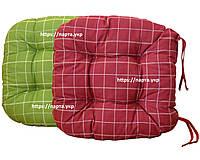Подушка для стула 37х38х8см (50%хлопок)