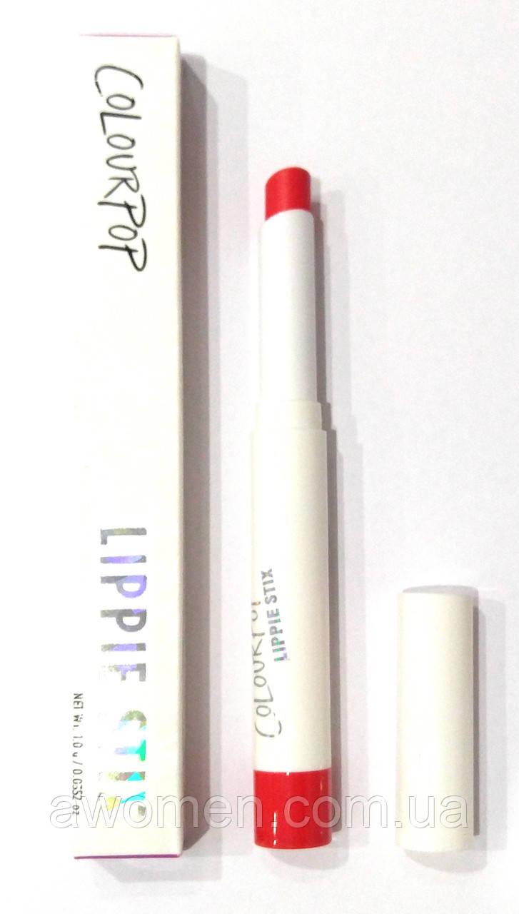 Матовая помада Color POP Lippie Stix № 3