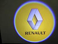 Подсветка дверей штатная для Renault