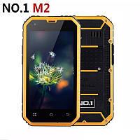 Защищённый смартфон NO.1 M2 с защитой IP68