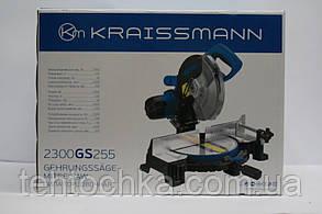 Торцовочные пила Kraissmann 2300-GS-255, фото 2
