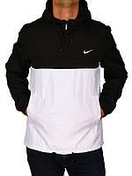 Молодежный анорак,ветровка,куртка найк,nike XL