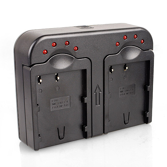 Зарядное устройство PN201 для аккумуляторов Sony NP-F 550/750/970 (PN201)
