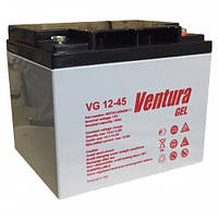 Аккумуляторная батарея Ventura VG 12-45 Gel (12V, 45 Ah)