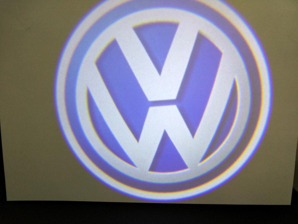 Подсветка дверей штатная для Volkswagen