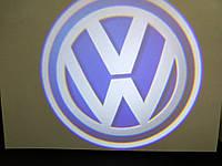 Подсветка дверей штатная для Volkswagen, фото 1