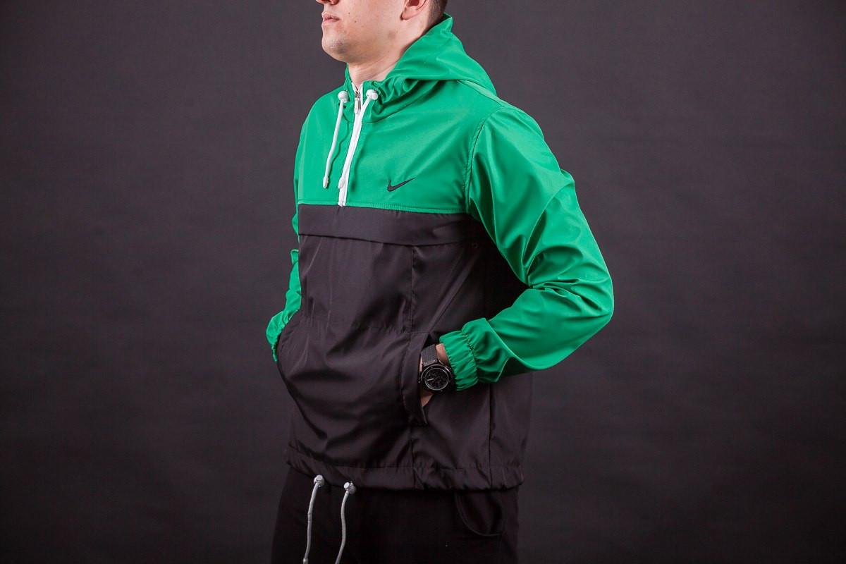 Модная куртка,анорак найк,nike