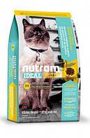 I19 Nutram Ideal Solution Support 20кг-корм для кошек с проблемами кожи, шерсти и пищеварения