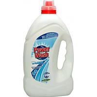 Гель для прання білої білизни Power Wash Gel Weiss 4 л