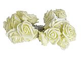 Світлодіодна гірлянда Різнокольорові Троянди 2м 20LED 220В RGB, фото 2