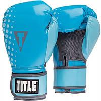 Женские боксерские перчатки TITLE Boxing Aerovent Adapt Fit Glov