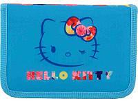 Пенал Kite HK17-622 Hello Kitty