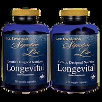 Lee Swanson Signature Line Longevital витамины минералы аминокислоты растительные экстракты ALL IN ONE 420 кап