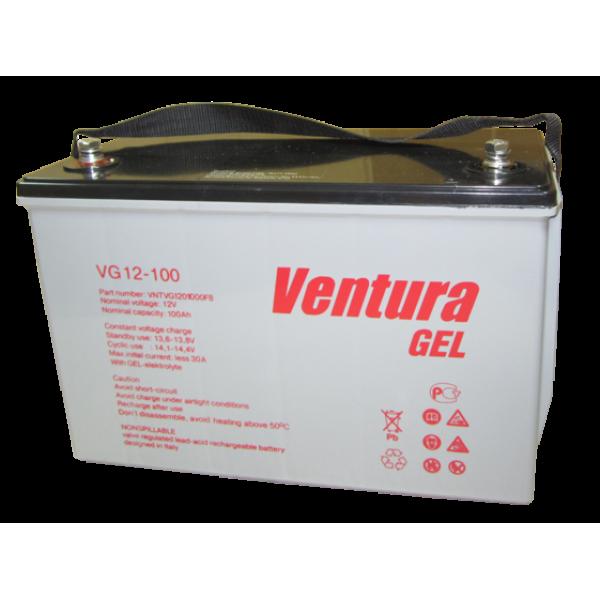 Аккумуляторная батарея Ventura VG 12-100 Gel