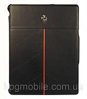 Чехол для Samsung Galaxy Tab 10.1 P7500/P7510 - Ferrari California, черный и красный