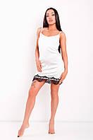 Красивая ночная сорочка Венера белая