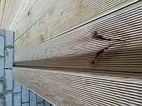 Террасная доска сибирская лиственница