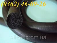 Шнур вакуумный из пористой резины, фото 1