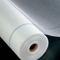 Стекловолоконная фасадная сетка  X-mesh (5*5 мм),  75 г/м2, белая