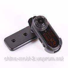 Мини камера регистратор dv dvr QQ5  md98  с ночной подсветкой, черная, фото 3