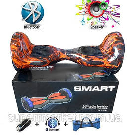 "Гироборд 10"" (подсветка, колонка Bluetooth) Smart Balance Q10"