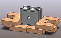 Установка сейфов в стену/в пол.