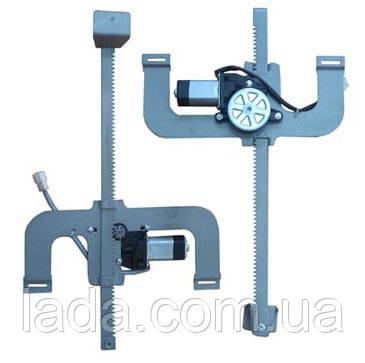 Склопідйомники електричні Гранат ВАЗ 21213, ВАЗ 21214, Нива - Тайга (передні двері)