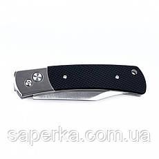 Нож туристический Ganzo (черный, зеленый) G7471-BK, фото 2
