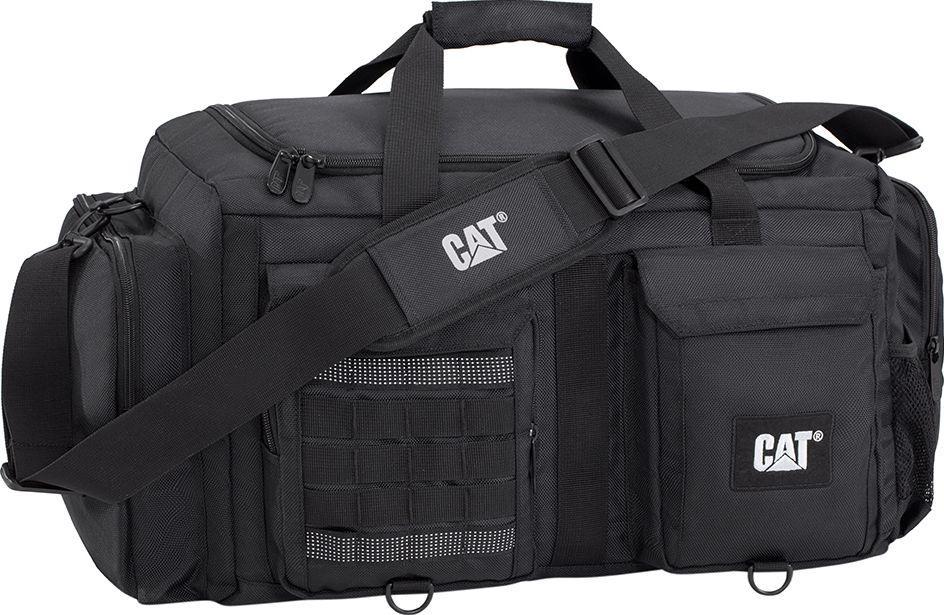 35860befcfd7 Дорожная Сумка CAT Combat Visiflash 83396;01 Черный, 55 Л — в ...