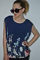 Блуза плиссировка  Италия , фото 1