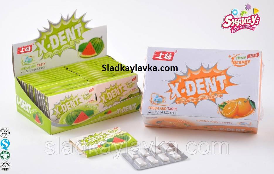 Жевательная резинка X-Dent Professional Подушки 30 шт (Prestige)