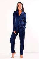 Синяя пижама женская Молли
