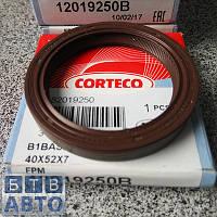 Сальник колінвала передній Fiat Doblo 1.3MJTD 40*52*7 (Corteco 12019250B)