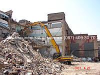 Демонтаж зданий и сооружений, фото 1