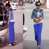 Легкая длинная юбка с разрезом макси, фото 2
