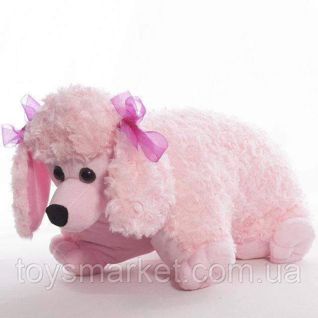 Мягкая подушка Собака, Пудель