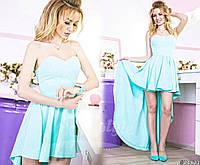 Стильное платье со шлейфом.Модель с выразительным декольте, и идеально прилегающим корсетом.