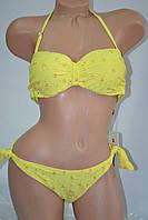 Купальник Katia Fashion Желтый