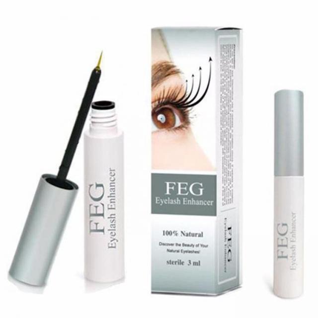 Eyelashes Growth Powerful Serum Eye Lash Growth FEG Enhancer