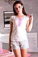 Женская пижама с шортами Илариа