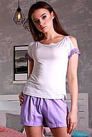Женская пижама с шортами Истори