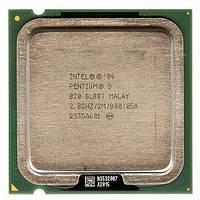 Б/У Процессор Intel Pentium D 820 2.8GHz/2MB/800MHz, tray