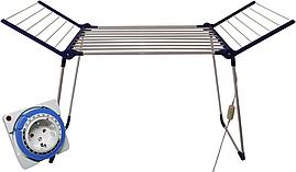 Электросушилка для белья +таймер (180*50*90 см)