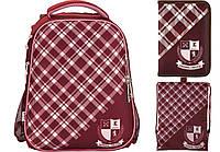 Набор школьный Kite(Рюкзак+сумка+пенал) College K17-531M-2