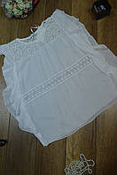 Женская блуза хлопок с декором Italy