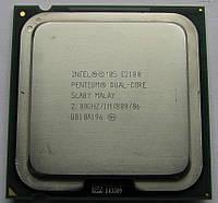 Б/У Процессор Intel Pentium Dual-Core E2180 2.0GHz/1MB/800MHz, tray