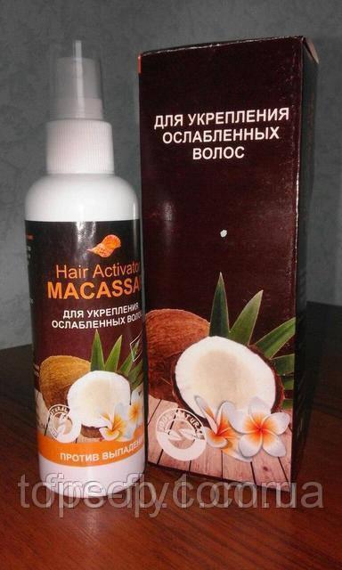 Активатор роста волос Macassar Hair Activator Макассар