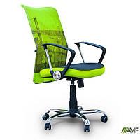 Кресло офисное АЭРО высокая спинка, крестовина Хром; сетка