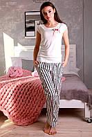 Хлопковая женская пижама Греция